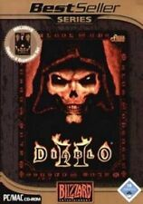 Diablo 2 oro incl Addon Lord of Destruction * Deutsch * como nuevo