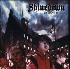 Us & Them - Shinedown (2005, CD NIEUW)