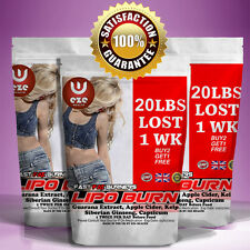 STRONG FAT BURNERS WEIGHT LOSS PILLS NEW DIET SLIMMING BUY 2 GET 1 FREE