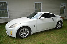 Nissan: 350Z 2dr Cpe Perf