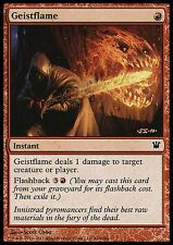 Geistflame X4 EX/NM Innistrad MTG Magic Cards Red Common