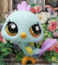 ☀ LITTLEST PET SHOP ☀ BLUE, PURPLE, YELLOW PEACOCK #1719 ☀ NEW ☀ KOHLS EXCL BIRD