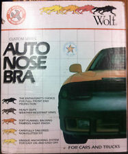 Wolf Bra Front End Cover for Audi 4000S / Quattro / GT 1985-1987 Auto Nose 1103