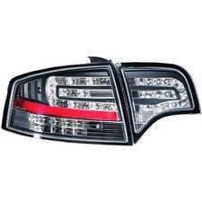Paar scheinwerfer rücklichter TUNING AUDI A4 04-07 8E LED nur limousine SCHWARZ