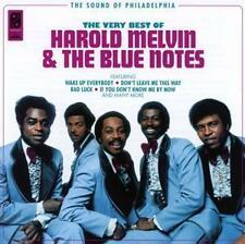 The very best of Harold Melvin & the blues notes, CD