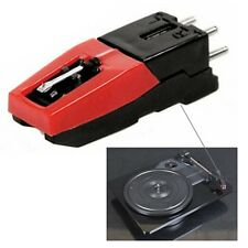 Turntable Phono Cartridge w/ Stylus Replacement for Vinyl Record Player MC