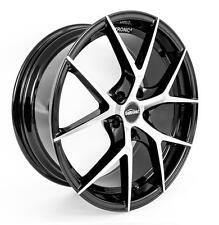 Seitronic® RP5 Machined Face Alufelge 8x18 5x120 ET35 BMW 3er Cabrio E36 3/B