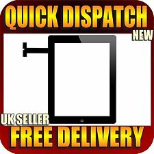 Black Apple iPad1 1st Gen 3G WiFi Digitizer Glass Lens Touch Panel Screen