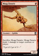 MTG MOGG FANATIC FOIL EXC - MOGG FANATICO - EMA - MAGIC