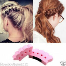 Magic Wonder DIY Hair Braiding Sponge Tool *SEE INSTRUCTION VIDEO* UK