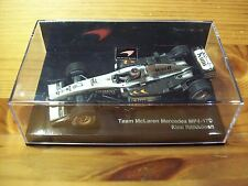 1/43 McLAREN MERCEDES MP4/17D 2003 KIMI RAIKKONEN TEAM EDITION