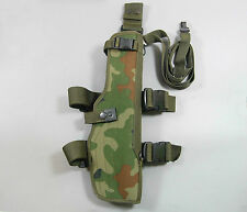 TACTICAL HOLSTER PM-84 GLAUBERYT GUN - WOODLAND PANTERA WZ93 POLISH ARMY POLAND