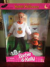 Barbie & Kelly Happy Halloween Pre-Owned In Original Box