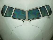 Polarising filters Airliner Glass film 1/144 1/400 1/125   iridescent  film