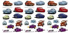 3 New sheets DISNEY CARS 2 Scrapbook Stickers! Tow Mater Finn McMissle