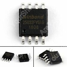 10Pcs WINBOND W25Q32FVSSIG W25Q32FVSIG 25Q32FVSIG SOP-8 IC Chips FLASH BS1