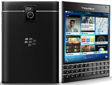 Blackberry Passport Negro Teléfono Inteligente 32GB 8MP Cámara no/Bb Desbloqueado