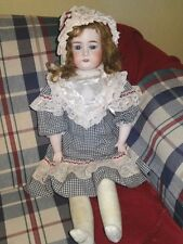 "Beautiful 23"" Antique German Armand Marseille A 5 M Doll Rosebud Kid Body"