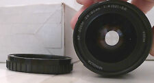 Minolta AF Zoom 28-80mm 1:4 (22) - 5.6 Lens 55mm +End Cap- Japan TESTED