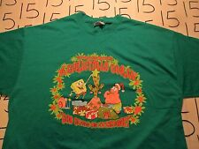 XL- Vintage Spongbob 2001 / Lightly Cracked Graphics T- Shirt