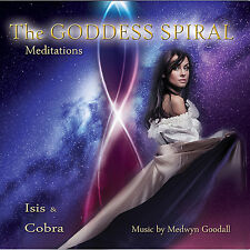 The Goddess Spiral Meditations - Isis & Cobra