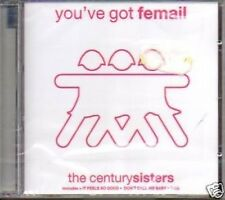 (910E) You've Got Femail, The Century Sisters - 2000 CD