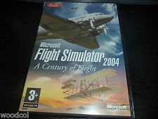 Microsoft Flight Simulator 2004 A Century Of Flight  pc game