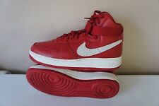 NEW MENS NIKE AIR FORCE 1 HI RETRO QS SZ 10 STYLE#743546 600