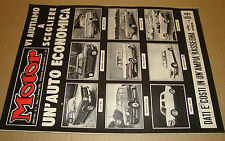 MOTOR ANNO XXIII 1965 NR.3 CAR CARE CENTER/ROULOTTES A LONDRA/MILLE MIGLIA