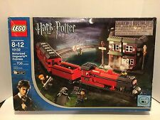 Rare Lego 10132 Harry Potter Motorized Hogwarts Express NEW in open Box