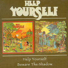 Help Yourself/Beware The Shadow by Help Yourself (CD, Mar-1998, Bgo)