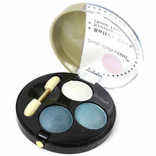 Eye Shadow Make Up Cosmetic Trio Shimmer Beauty Colour Lagoon Body Collection