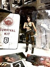 TOMB RAIDER SURVIVAL KIT Collectors Limited Edition PS3 Xbox 360 PC •GOODIES•