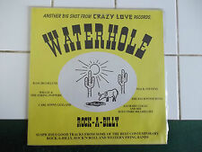 WATERHOLE  ROCKABILLY  ANOTHER BIG SHOT FROM CRAZY LOVE  RECORDS