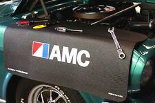 Fiat Chrysler Mopar Black AMC car mechanics fender cover paint protector