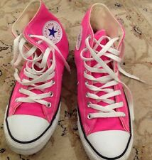 Converse ALL STARS sneaker alte Boot Rosa UK 8