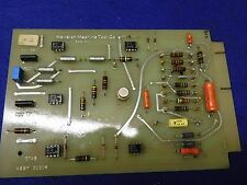 Monarch Machine Tool Printeed Circuit Board Assy # 50306