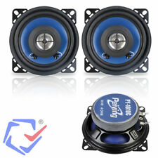 Peiying PY-1010C 10cm 4 Inch 60W 2-Way Car Coaxial Speakers Door/Shelf Pair Set