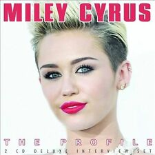 THE PROFILE [MILEY CYRUS] (NEW CD)