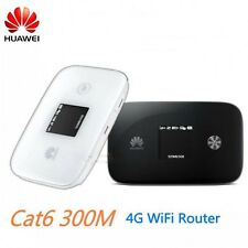 300Mbps Fastest Unlocked E5786s-32a 4G LTE Wireless Router Cat6 Mobile Hotspot
