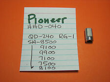 PIONEER AAD-040 TOGGLE SWITCH CAP KNOB SA-9500 SA-9100 SX-838 SX-737 TX-9500