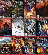 Jordan's THE WHEEL OF TIME Eye World (36) Comic SET #1 2 3 4 5 6 7 8 9 10-35 1st