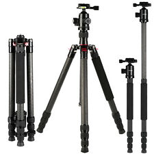 Professional Camera Tripod Carbon Fiber Monopod for Canon Nikon DSLR K&F Co