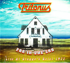 TRITONUS far in the sky live at stagge´s hotel 1977 Digipack CD NEU OVP/Sealed