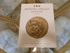 CATALOG Of ANCIENT COINS ~BOOK ~MOEDAS GREGAS ANTIGAS OURO, Hipolito.