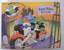 Little Dracula - Easy Biter Bi-Cycle - Ban Dai - 1991 - MISB - Sealed Box