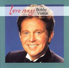 Love Songs by Bobby Vinton (CD, Apr-2002, Sony Music Distribution (USA))