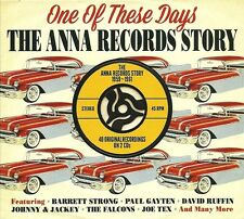 ONE OF THESE DAYS THE ANNA RECORDS STORY 1959 - 1961 - 2 CD BOX SET
