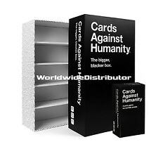 THE OFFICIAL Cards Against Humanity: The Bigger, Blacker Box (New box design)