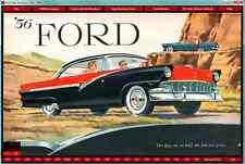 Ford Sales Brochures 1950 - 1969 cd-rom